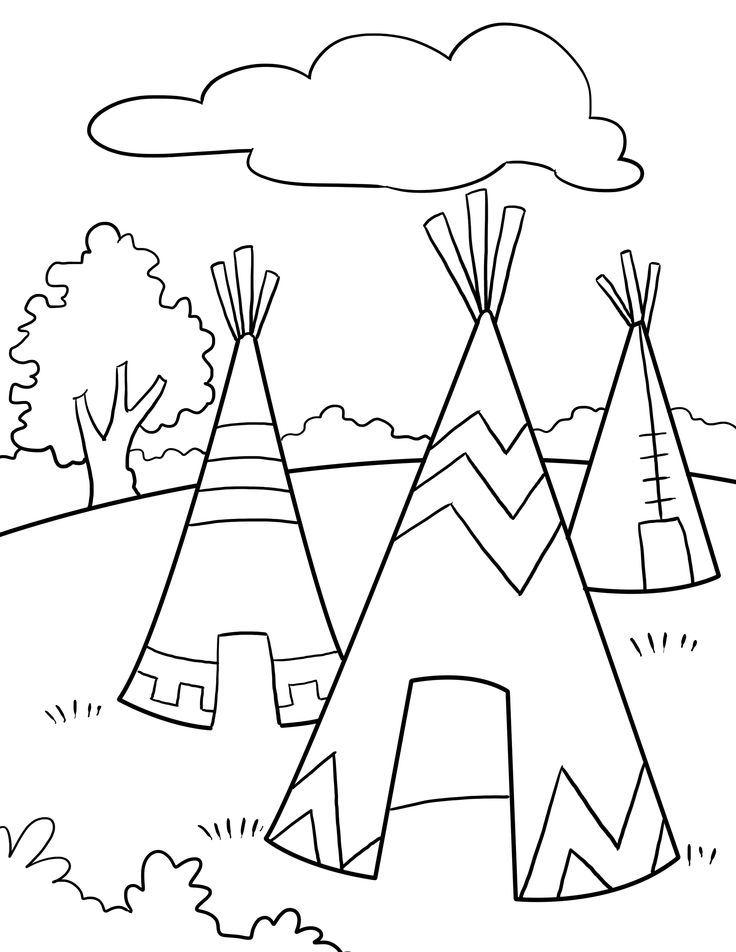 free printable native american coloring pages native american boy coloring pages download and print for free native printable coloring american pages free