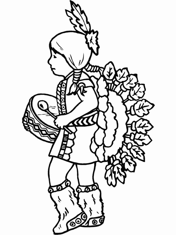 free printable native american coloring pages native american coloring page coloring pages pinterest free american coloring pages printable native