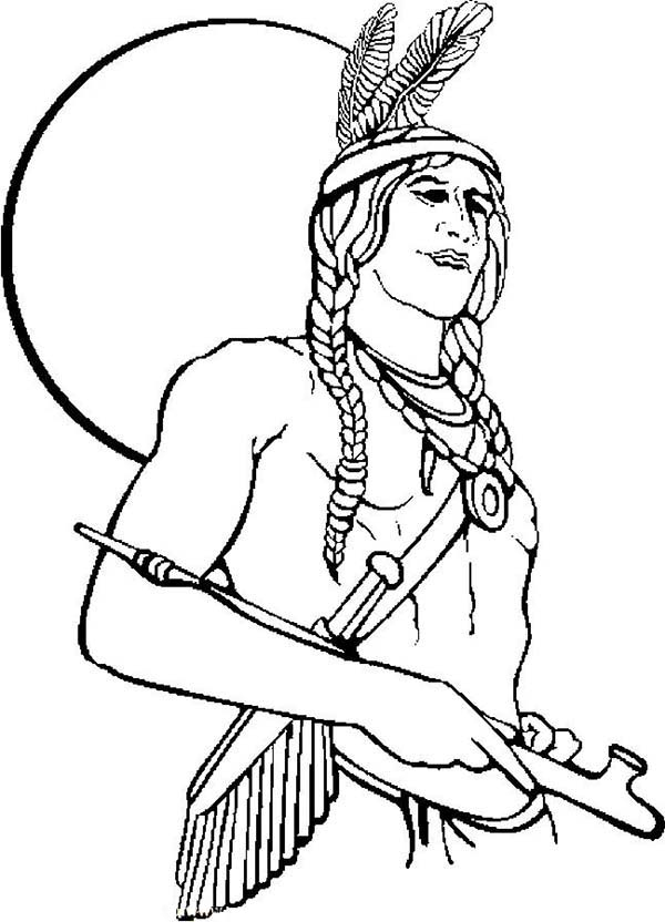 free printable native american coloring pages native american coloring pages to download and print for free coloring pages native printable free american