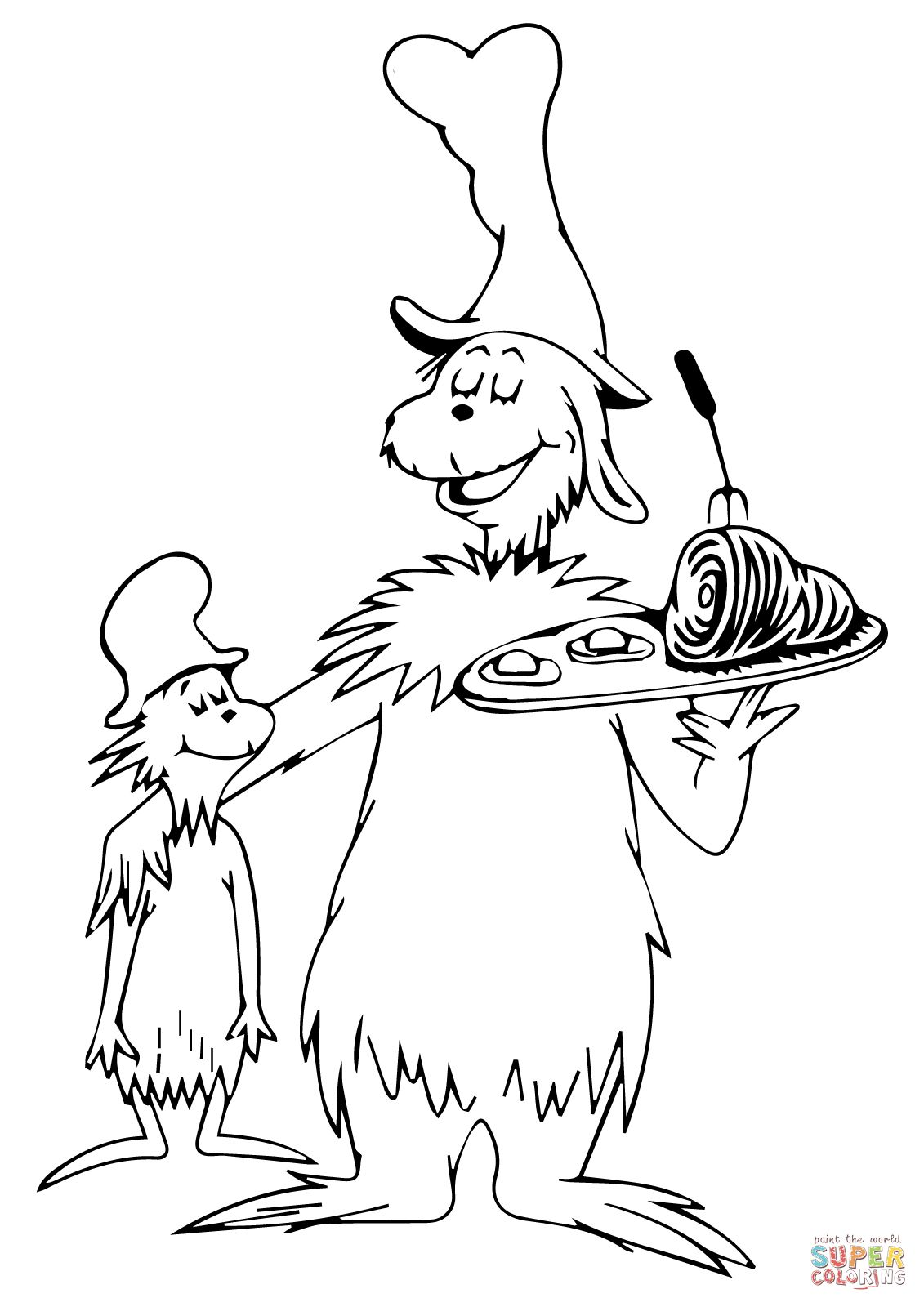 green eggs and ham coloring green eggs and ham coloring page coloring home ham coloring and green eggs