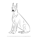 how to draw a dingo step by step drawing tutorials tags australian animals coloring pages to how draw a by step step dingo