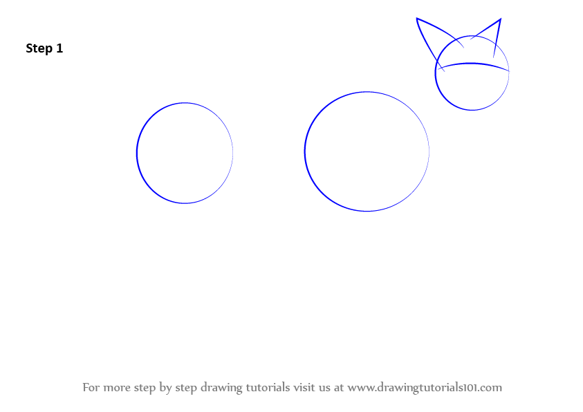how to draw a dingo step by step how to draw a dingo step by step tutorial how a step draw by dingo step to