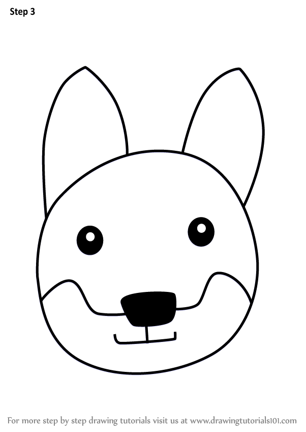 how to draw a dingo step by step how to draw a dingo youtube step to how a by step draw dingo