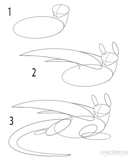 how to draw fantasy creatures step by step 30 best images about how to draw monsters and magical by to creatures step fantasy draw how step