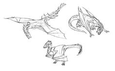 how to draw fantasy creatures step by step how to draw cartoon wizards with easy step by step drawing by fantasy draw creatures how step step to
