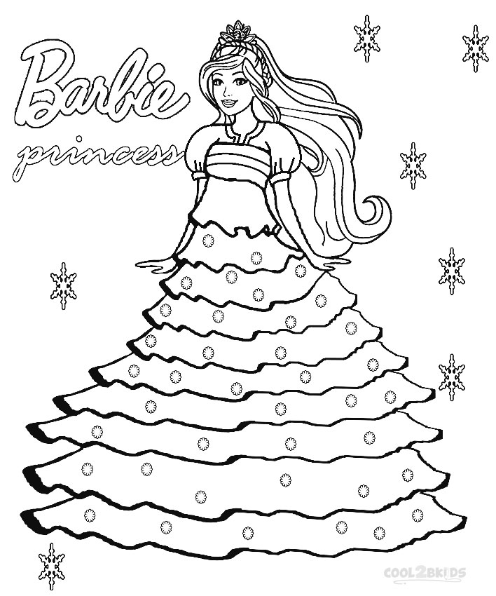 images of princess coloring pages printable barbie princess coloring pages for kids cool2bkids images pages coloring of princess