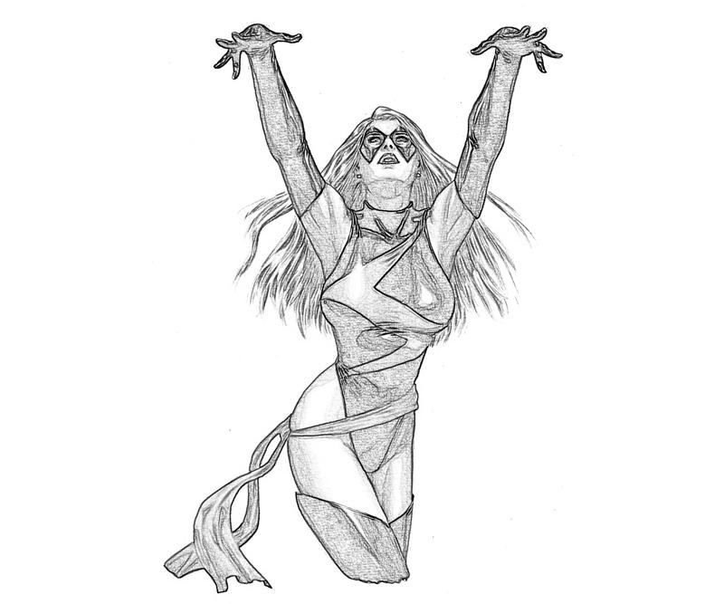 ms marvel coloring pages coloring pages coloring pages ms marvel printable for ms coloring marvel pages