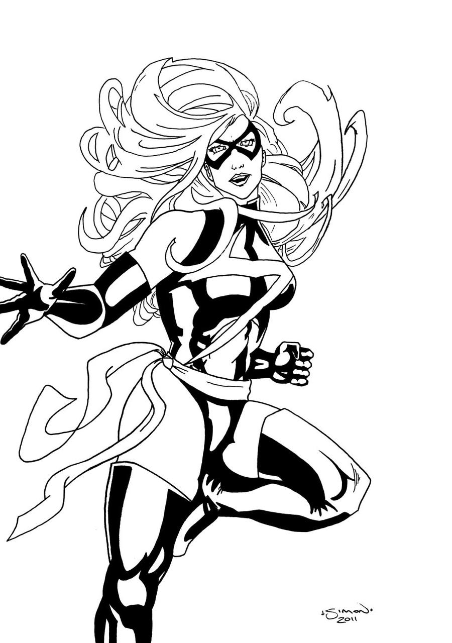 ms marvel coloring pages marvel ultimate alliance 2 ms marvel fly temtodasas ms coloring pages marvel