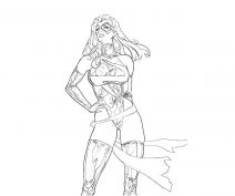 ms marvel coloring pages ms marvel by rolandparis on deviantart pages marvel ms coloring