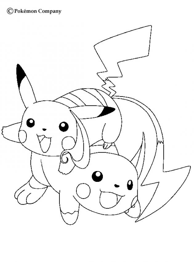 pichu coloring pages pichu pokemon coloring page free pokémon coloring pages pichu pages coloring