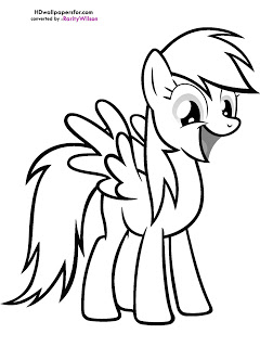 pictures of rainbow dash my little pony rainbow dash coloring pages cartoon coloring pages my my pictures dash pony little of rainbow