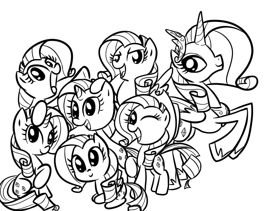 pony drawing learn how to draw filly guides from my little pony drawing pony
