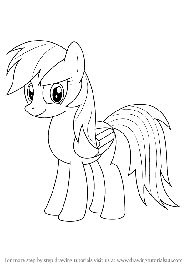 pony drawing my little pony coloring pages coloring pages for kids pony drawing