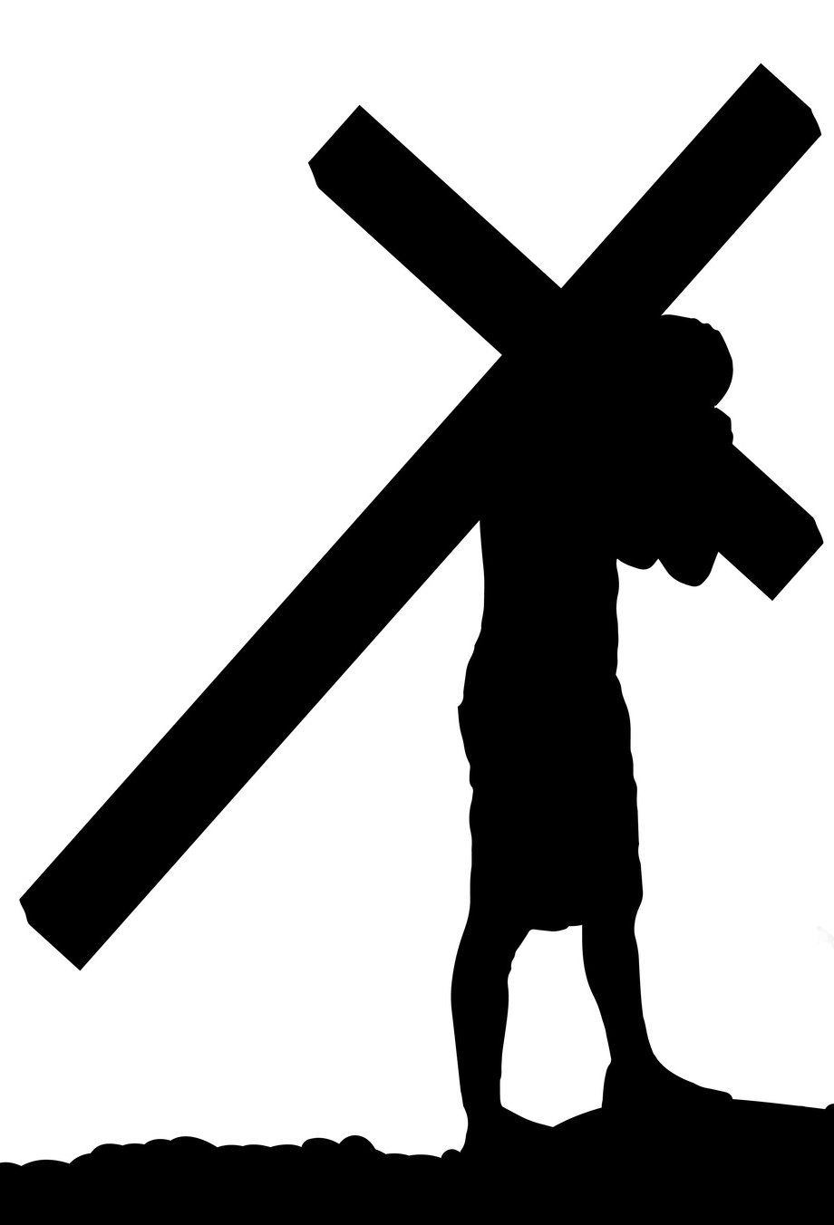 stations of the cross clipart sharefaith church websites church graphics sunday of clipart cross stations the