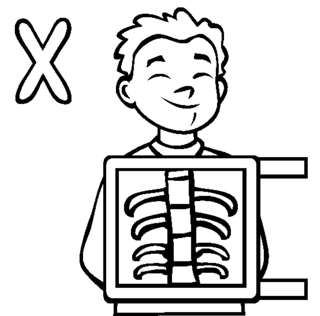 xray coloring sheet x ray coloring pages for kids coloring home coloring sheet xray