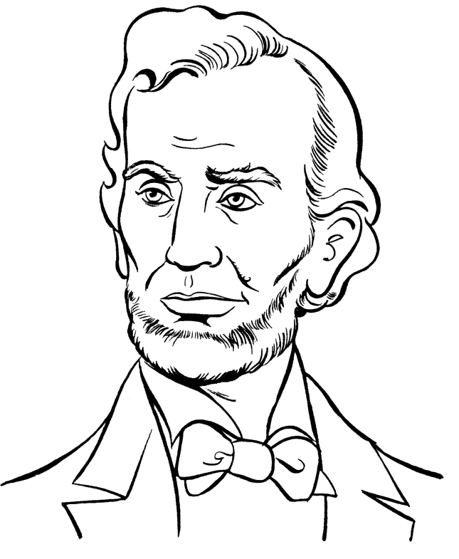 abraham lincoln coloring pages abraham licoln clipartsco abraham pages coloring lincoln