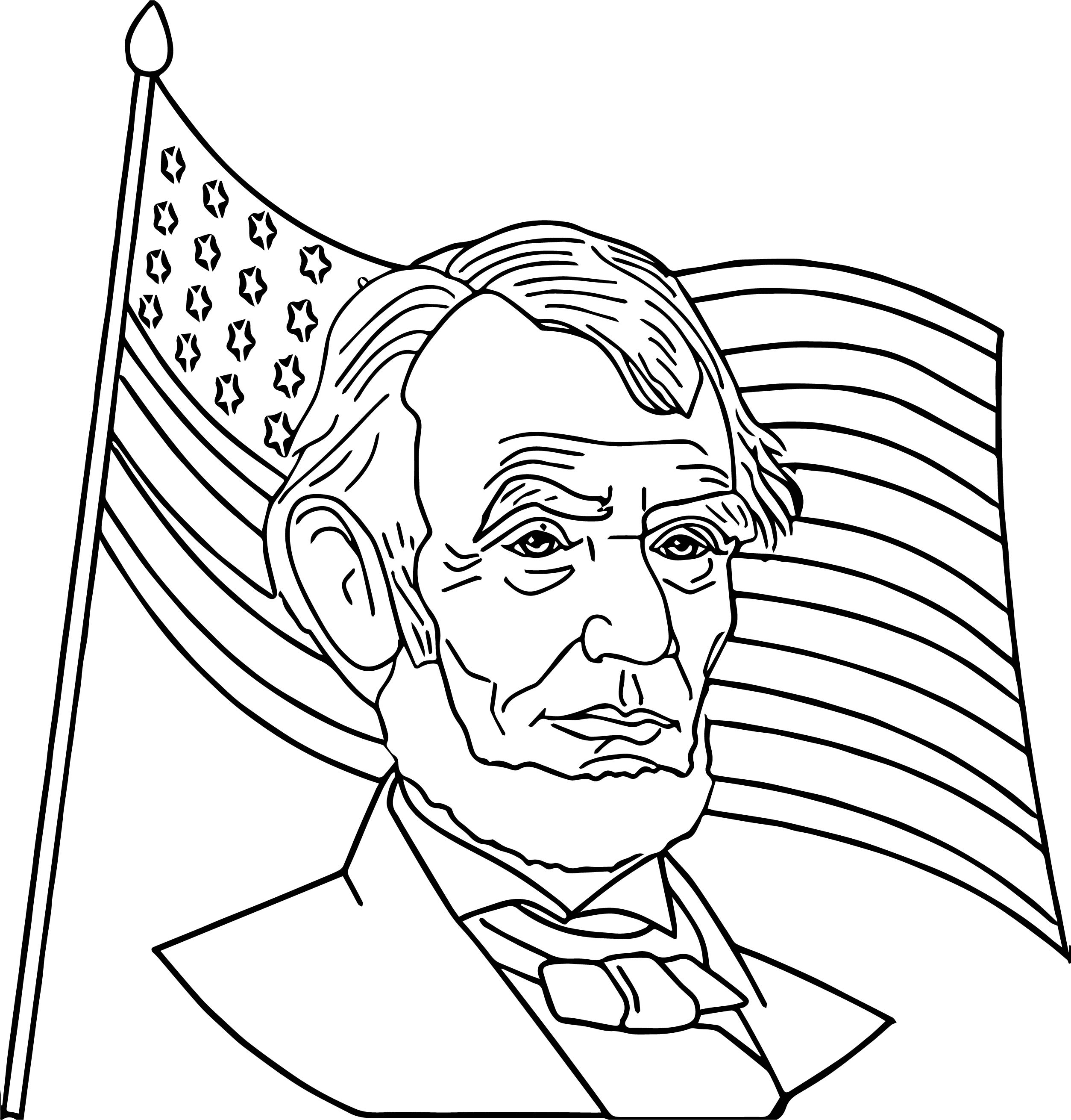 abraham lincoln coloring pages abraham lincoln coloring page purple kitty lincoln abraham coloring pages
