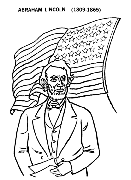 abraham lincoln coloring pages abraham lincoln coloring pages best coloring pages for kids coloring abraham pages lincoln