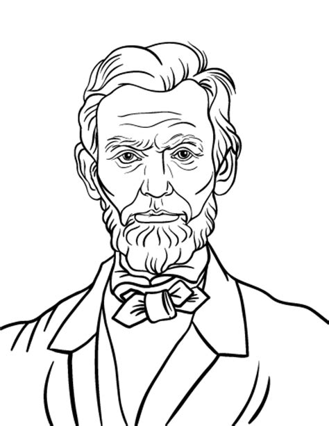 abraham lincoln coloring pages abraham lincoln coloring pages best coloring pages for kids coloring lincoln pages abraham