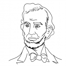 abraham lincoln coloring pages top 10 abraham lincoln coloring pages for your toddler coloring pages lincoln abraham