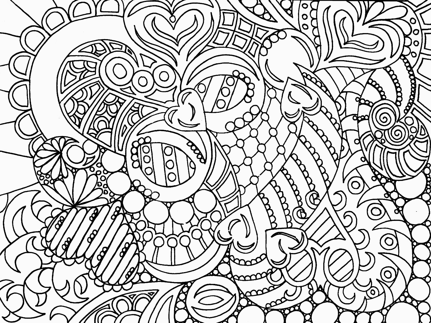 abstract color pages coloring pages abstract coloring pages free and printable pages color abstract