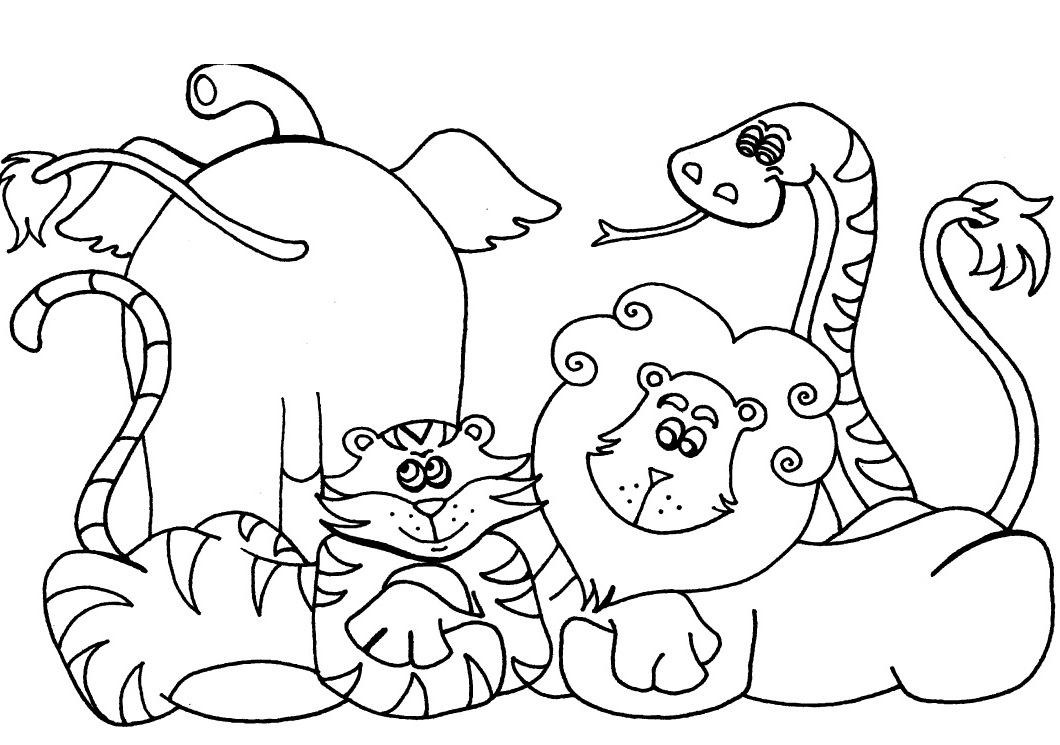 african animals colouring african animal coloring page only coloring pages african colouring animals