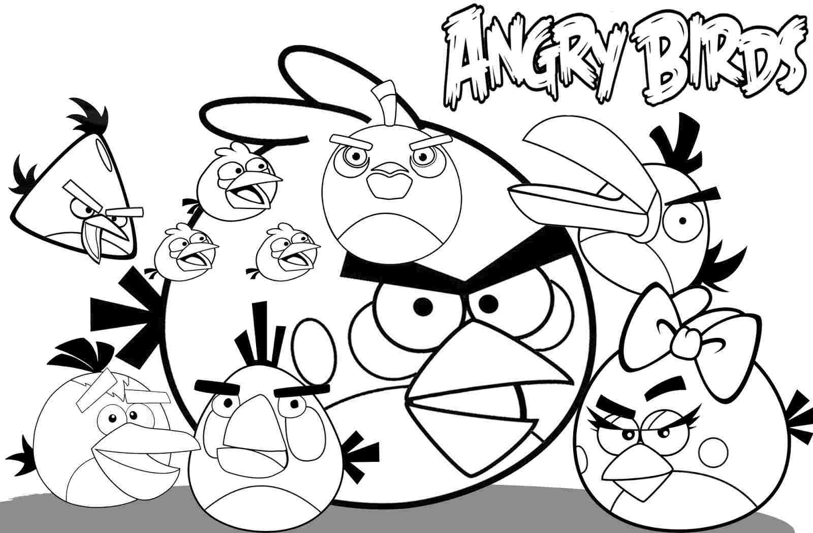 angry birds printable coloring pages angry birds colouring pages that you can use as templates coloring pages printable angry birds
