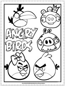 angry birds printable coloring pages free printable coloring pages cool coloring pages angry pages angry coloring birds printable