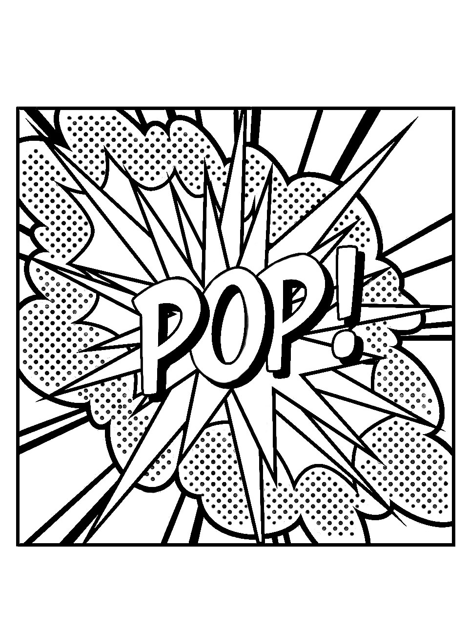 art coloring pages for kids make any picture a coloring page with ipiccy ipiccy coloring art kids pages for