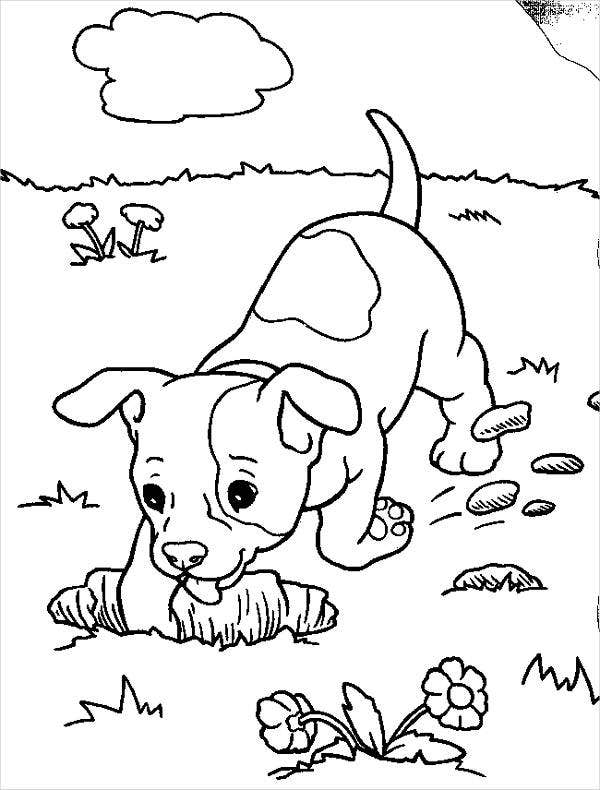 baby dog dog coloring pages 9 puppy coloring pages jpg ai illustrator download pages dog coloring baby dog