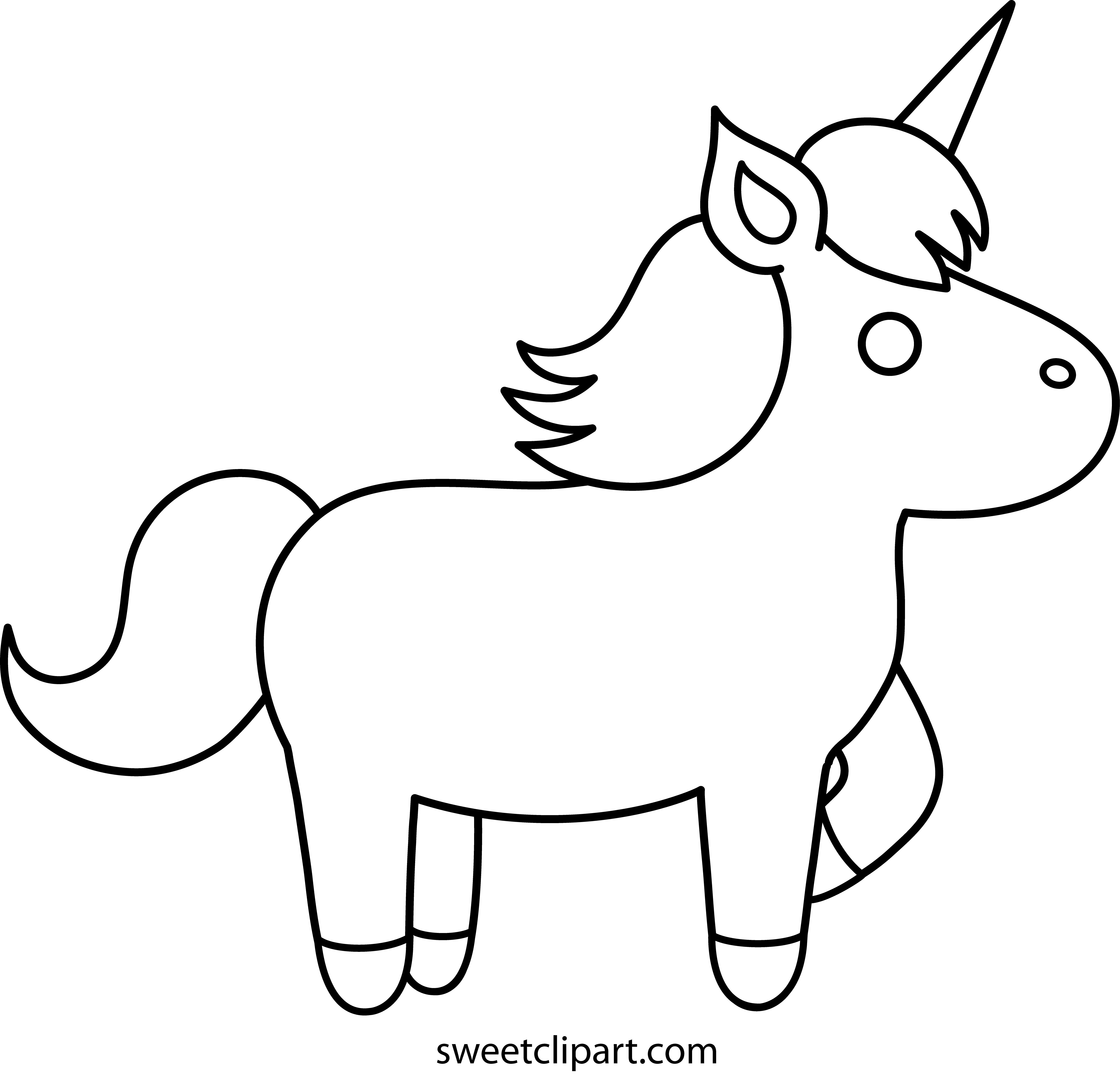 baby easy unicorn coloring pages cute unicorn baby coloring pages printable pages unicorn easy coloring baby