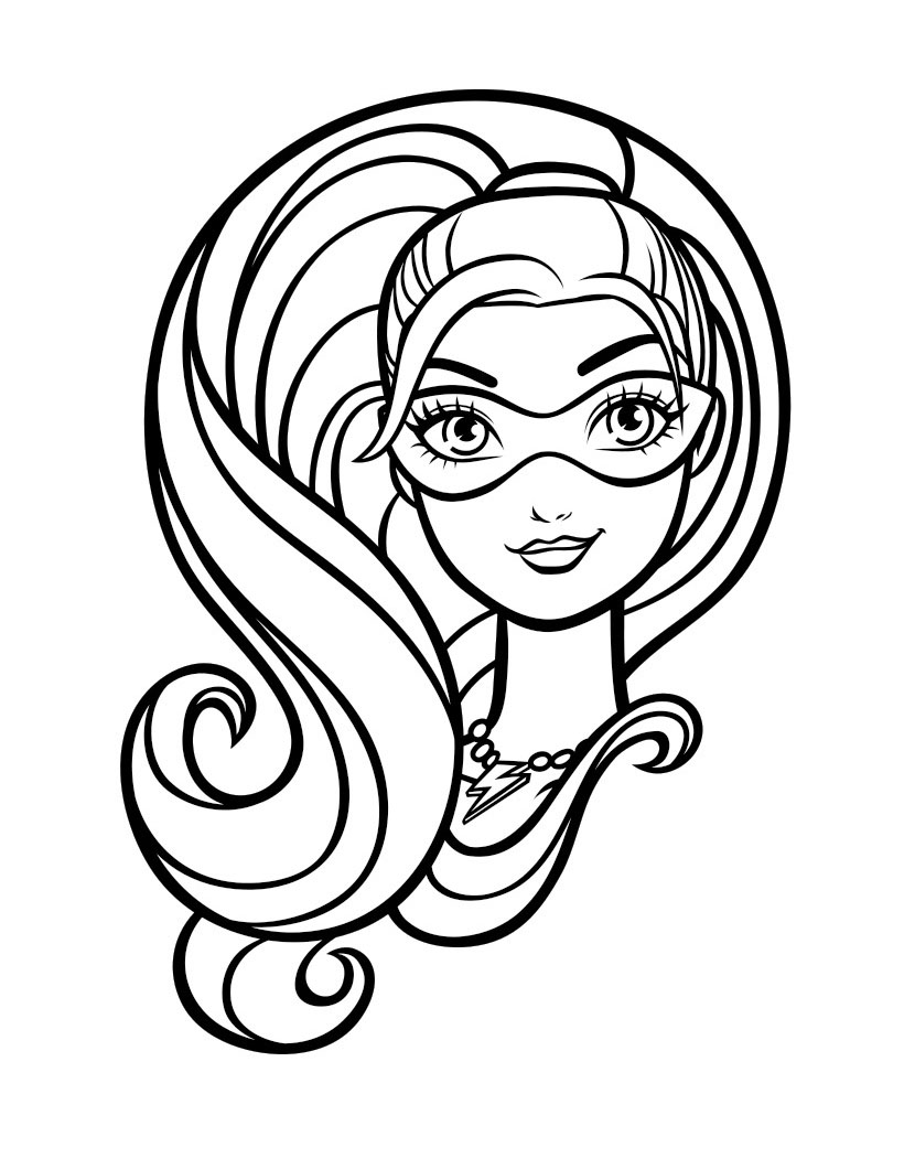 barbie princess power coloring pages barbie in princess power coloring pages to download and pages barbie power coloring princess