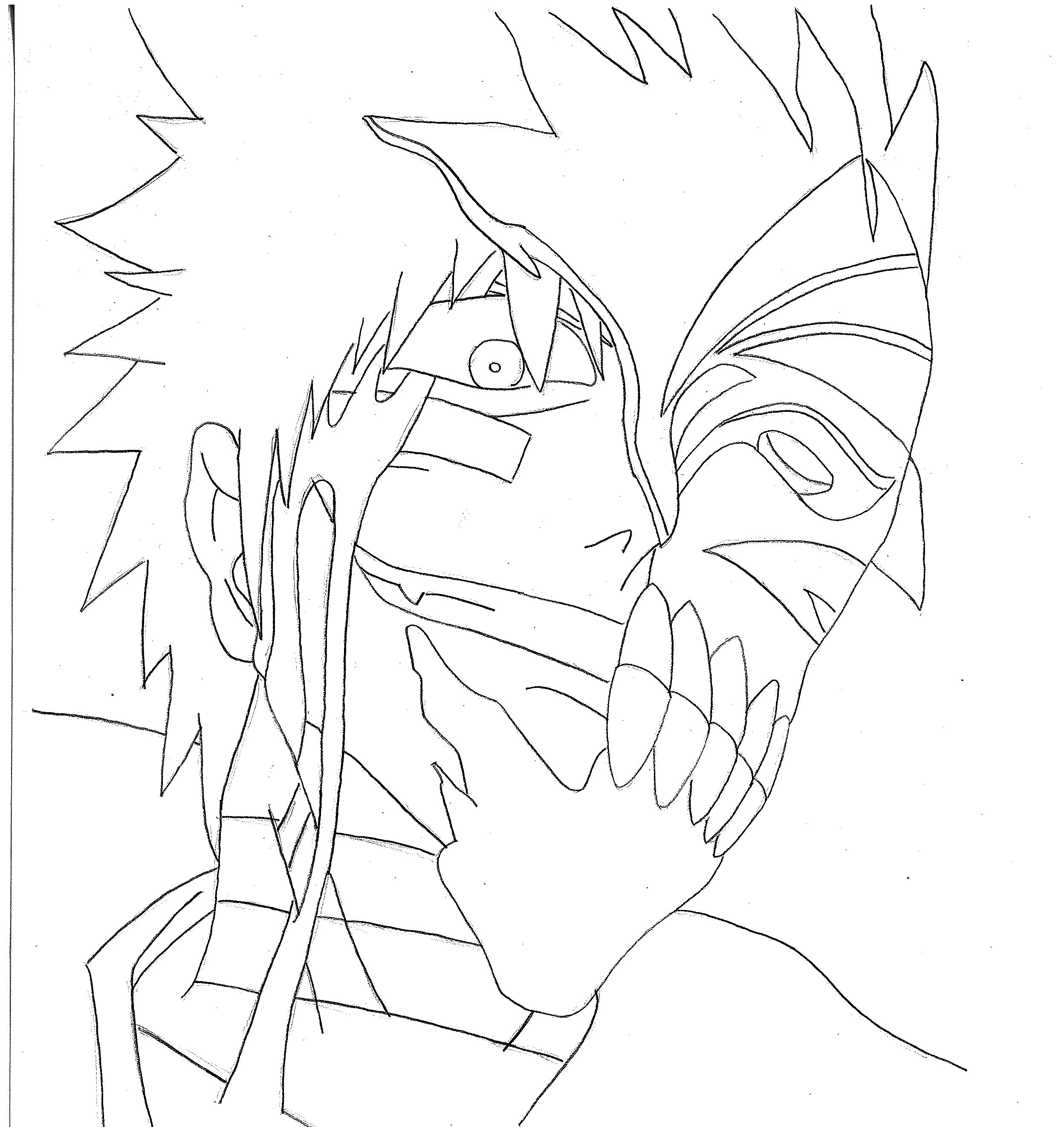 bleach coloring pages 17 best images about bleach coloring pages on pinterest bleach pages coloring