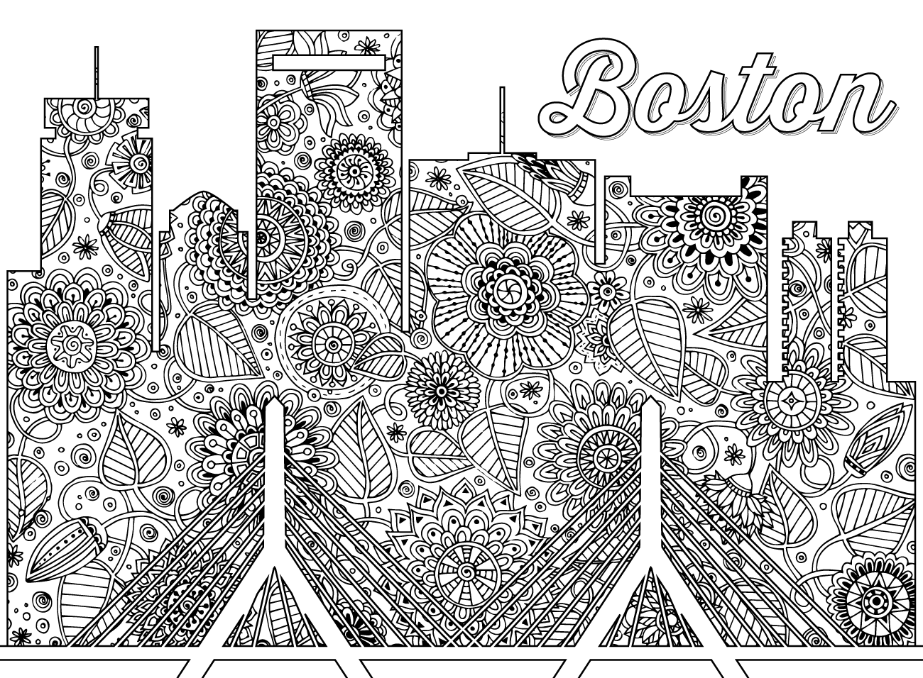 boston coloring pages boston red sox logo coloring page free printable coloring boston pages