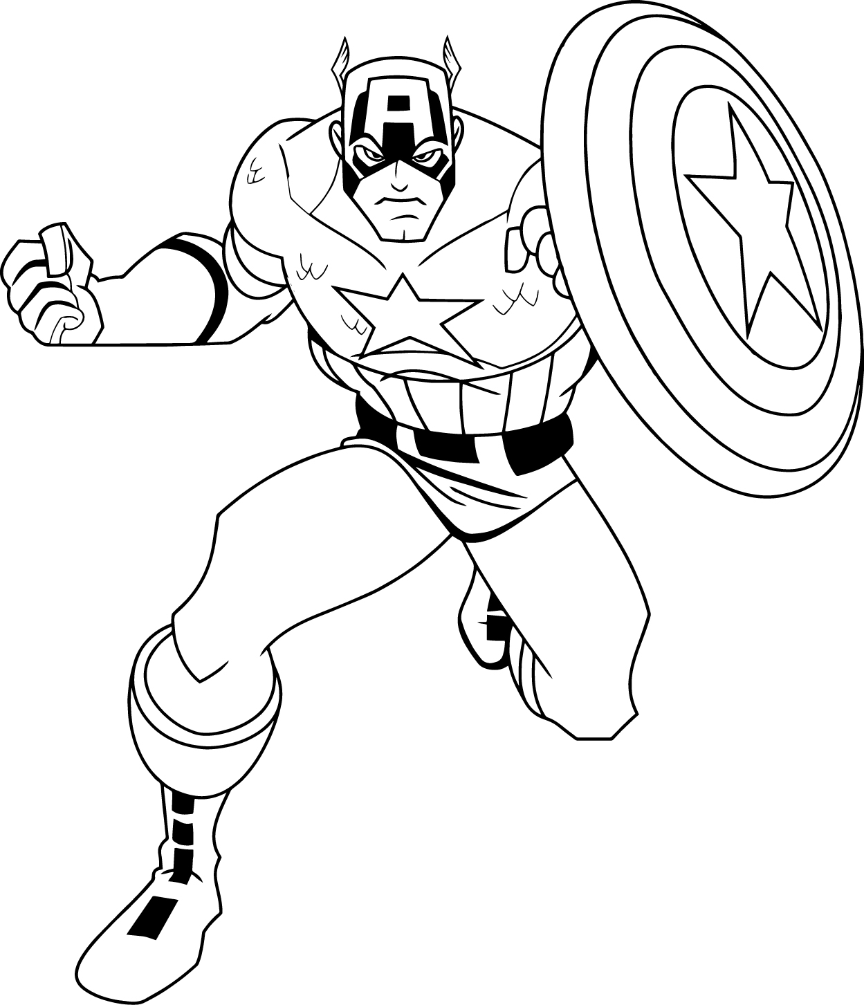 captain america coloring free printable captain america coloring pages for kids america captain coloring