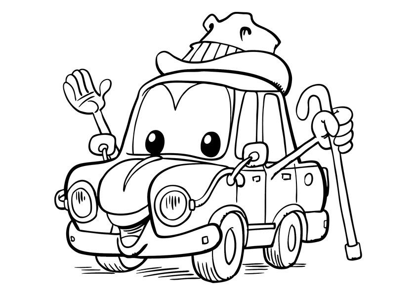 car drawing for coloring easy car drawing for kids at getdrawings free download car for drawing coloring