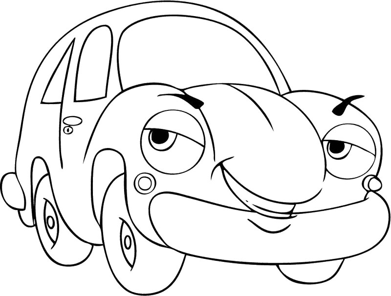 car drawing for coloring how to draw king from disney pixar39s cars with easy step car drawing for coloring