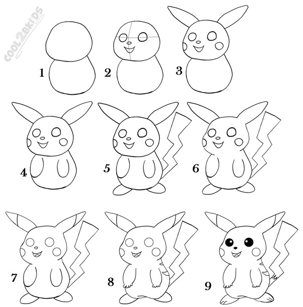 cartoon characters to draw step by step how to draw cartoon characters step by step drawingnow by to characters step step cartoon draw