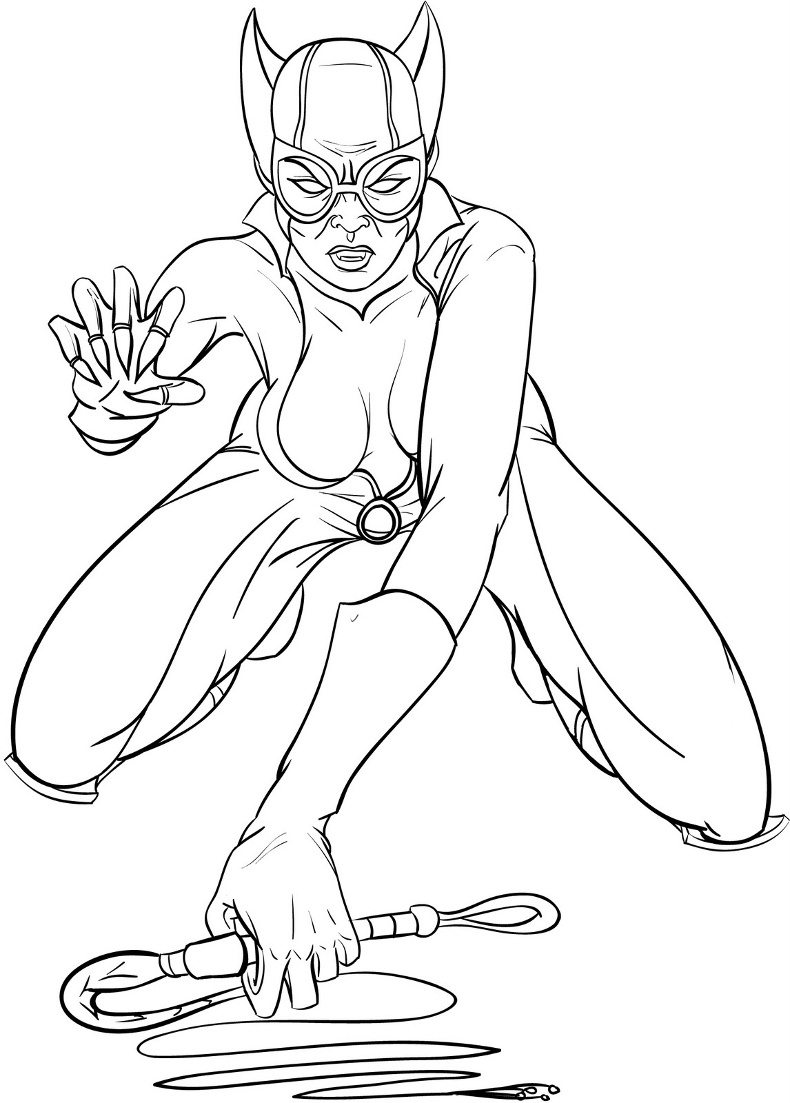 catwoman printable coloring pages catwoman coloring pages to download and print for free pages coloring printable catwoman