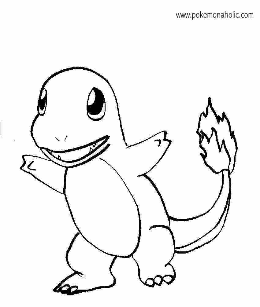 charmander colouring pages charmander coloring page free printable coloring pages charmander colouring pages