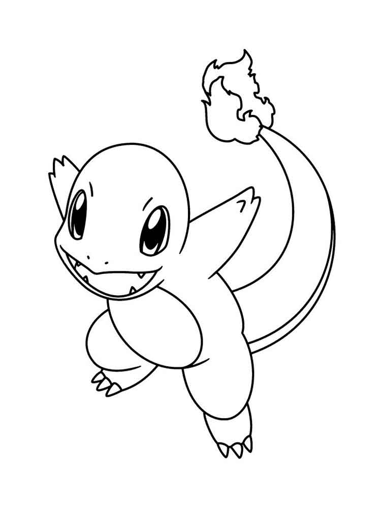 charmander colouring pages charmander coloring pages free printable charmander charmander pages colouring