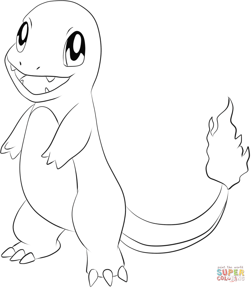 charmander colouring pages charmander coloring pages to download and print for free colouring pages charmander