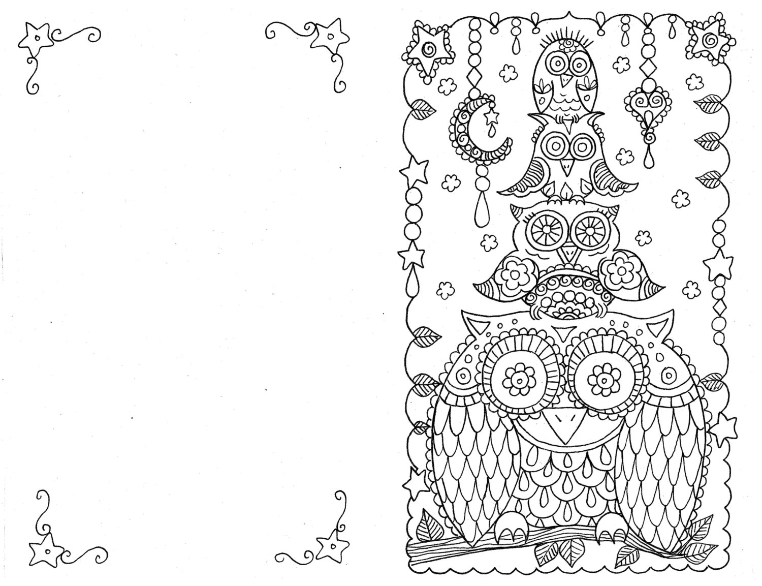 christmas card coloring 3 cards coloring christmas cards you be the artist instant coloring card christmas