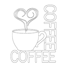 coffee cup coloring pages 10 coffee coloring pages for your little coffee lover pages coffee coloring cup