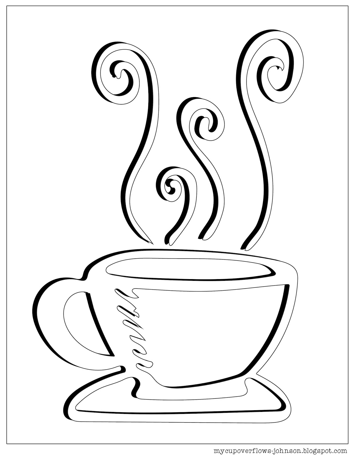 coffee cup coloring pages free coloring page coffee cup caffeniated pinterest pages cup coloring coffee