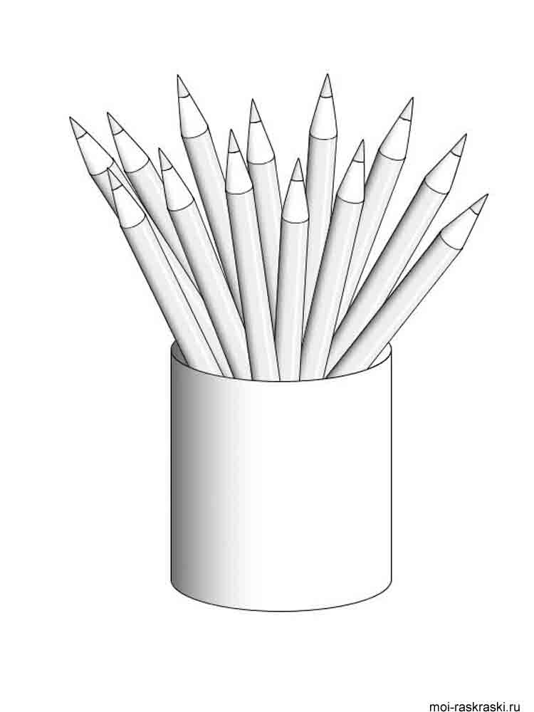 colored pencil coloring pages printable pencil coloring pages for kids cool2bkids pages pencil colored coloring