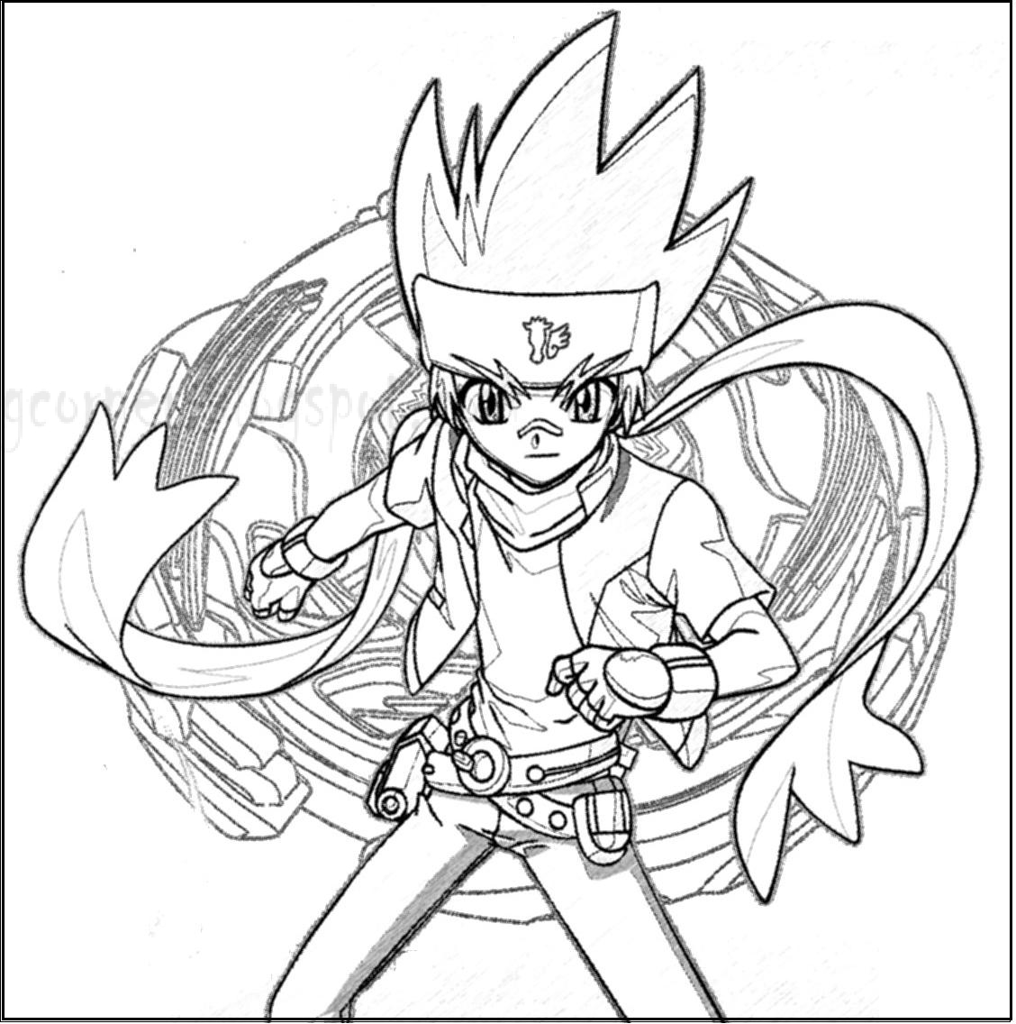 coloring beyblade free printable beyblade coloring pages for kids cool2bkids beyblade coloring