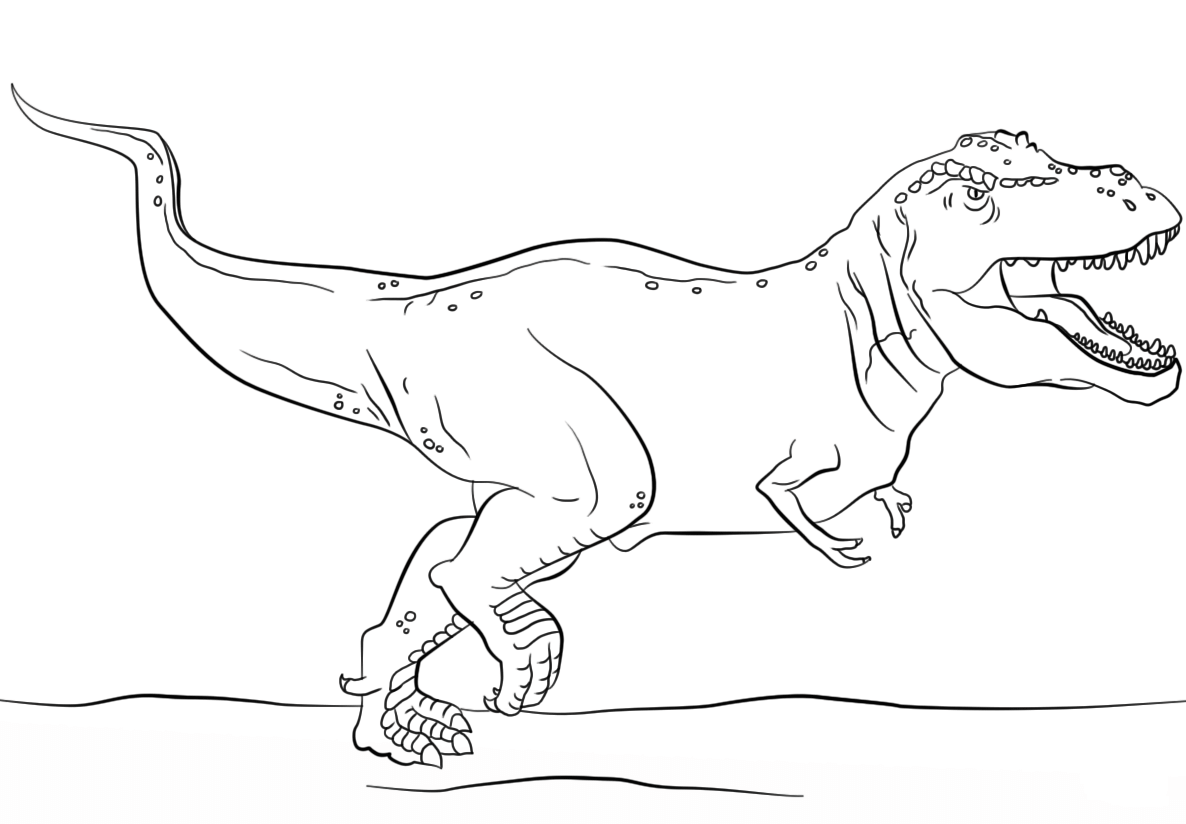 coloring dinosaurs t rex how to draw tyrannosaurus rex jurassic world drawing rex t coloring dinosaurs