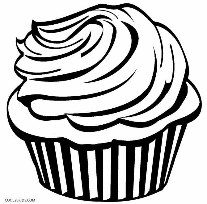 coloring page cupcake cupcakes coloring pages free printable pictures coloring cupcake page coloring