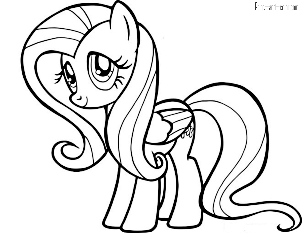 coloring page pony free printable my little pony coloring pages for kids page coloring pony